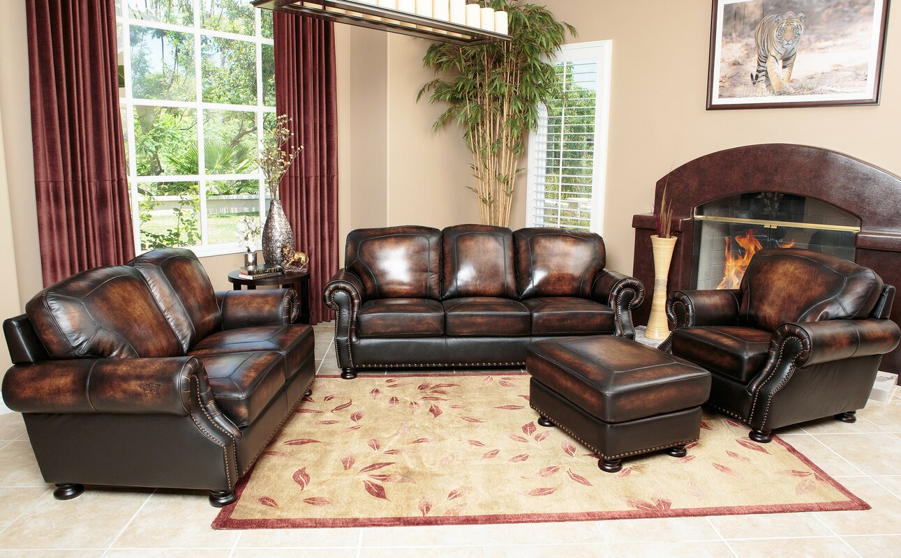 Darby Home Co Ennis Configurable Living Room Set Reviews