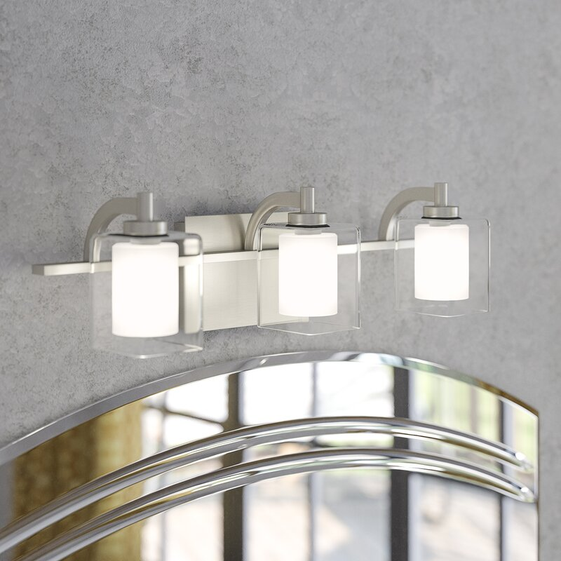 Wade logan aldrich 3 light vanity light reviews wayfair aldrich 3 light vanity light mozeypictures Image collections
