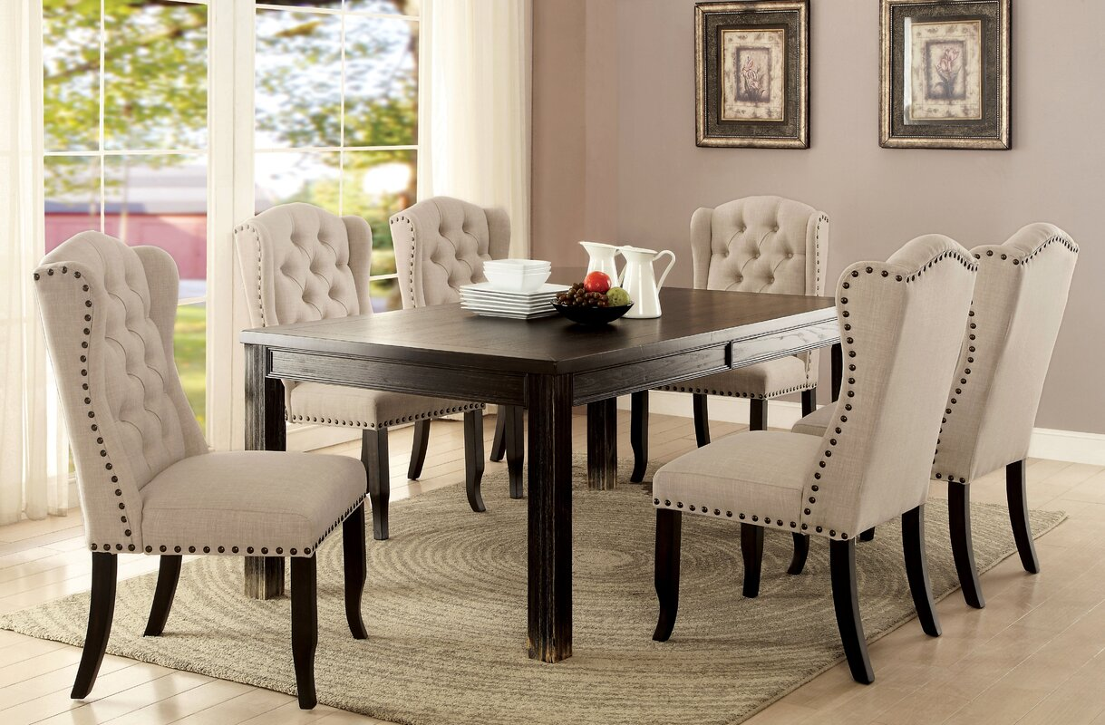 Matthew Contemporary Dining Table
