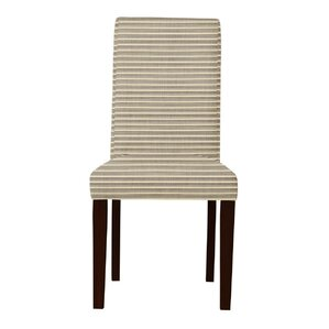 Beachwood Horizontal Stripes Parsons Chair (Set of 2) by Latitude Run