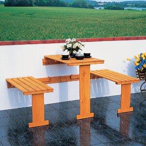 2-Sitzer Gartengarnitur von dCor design