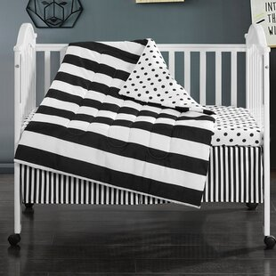 Black Crib Bedding Sets You'll Love | Wayfair