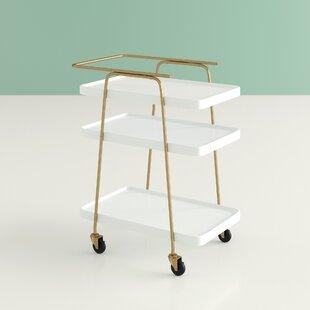 Corinne 3 Tier Bar Cart