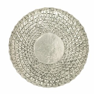 Metal Round Abstract Wall Décor