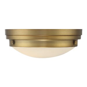 Aralene 2-Light Flush Mount