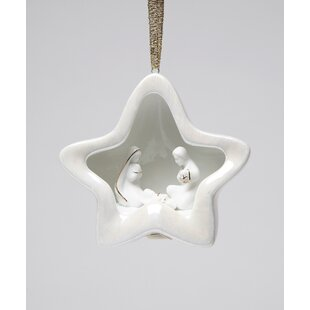 holy family star ornamentlight cover