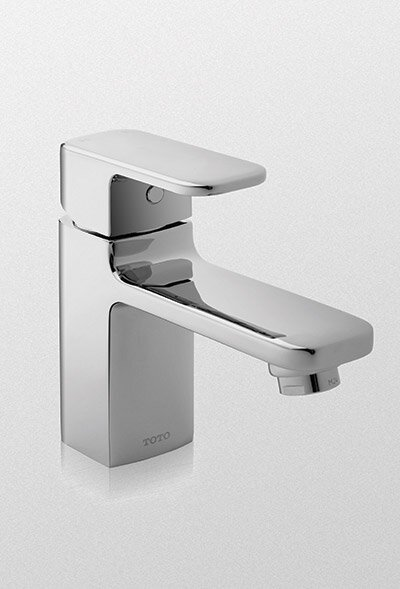Upton Single Hole Bathroom Faucet