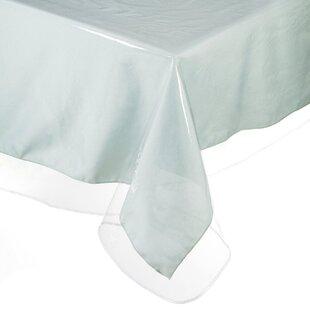 Clear Plastic Table Protector | Wayfair