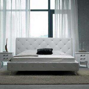 Kampenhout Upholstered Platform Bed by House of Hampton