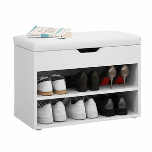 Household Supplies & Cleaning Footstool Stool Storage Bench Basket Drawer Seat Ottoman Shoe Shelf Rack Rustic In Short Supply Home & Garden