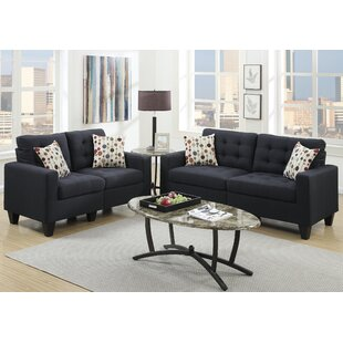 Black Living Room Sets You Ll Love Wayfair