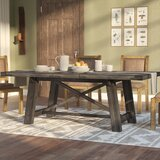 Excellent Dark Brown Wood Kitchen Dining Tables Youll Love In 2019 Best Image Libraries Thycampuscom