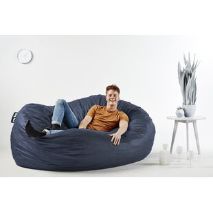 d8b9a15146 Blue Bean Bag Chairs You ll Love