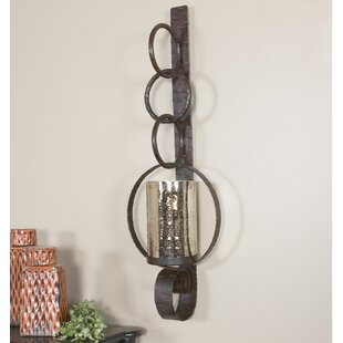 Superieur Akshara Metal Wall Sconce