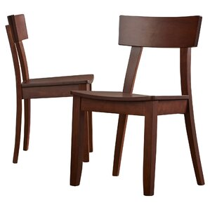 Simsbury Solid Wood Dining Chair (Set of ..