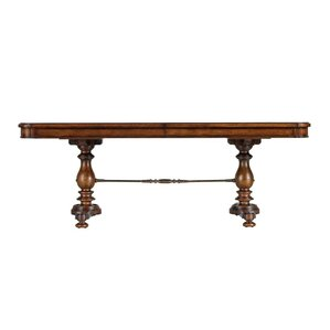 Arrondissement Famille Pedestal Dining Table by Stanley Furniture