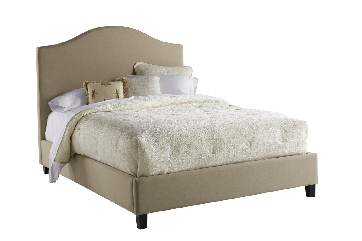 Wayfair Upholstered Panel Bed: PRI Upholstered Panel Bed & Reviews