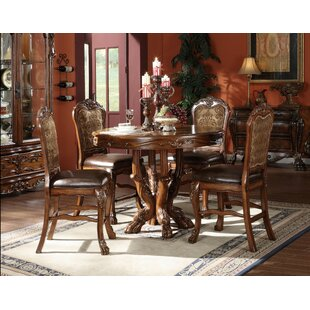 Steiner 5 Piece Counter Height Dining Set
