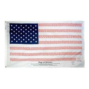 Flag of Heroes Flag