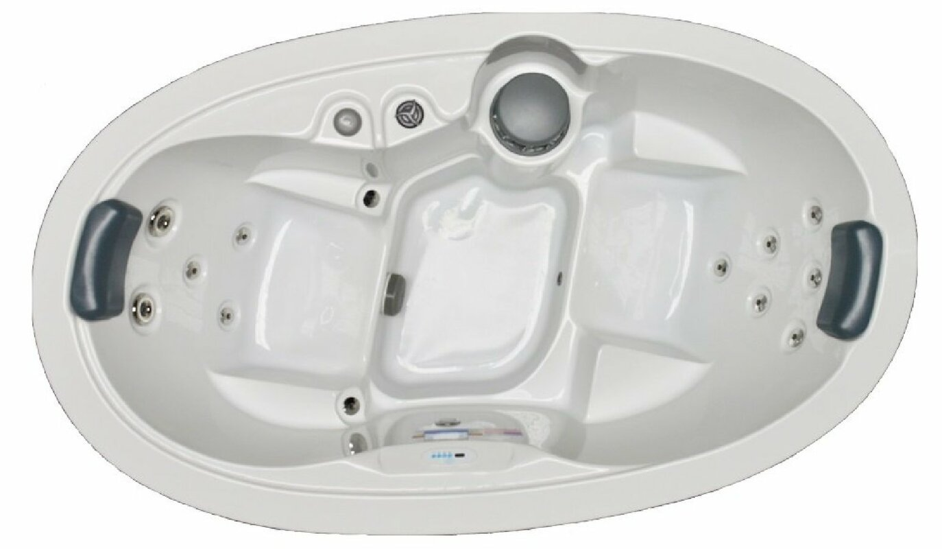 Indoor hot tub 2 person  2 Person Indoor Hot Tub | Wayfair