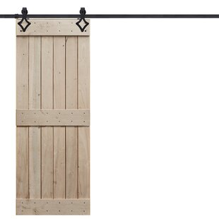 Search results for  exterior wood door 36x80 2 panel plank door   sc 1 st  Wayfair & Exterior Wood Door 36x80 2 Panel Plank Door | Wayfair