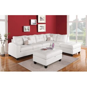 ACME Furniture Kiva Sectional Image