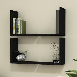 accent wall shelves | wayfair.co.uk Accent Wall Shelves