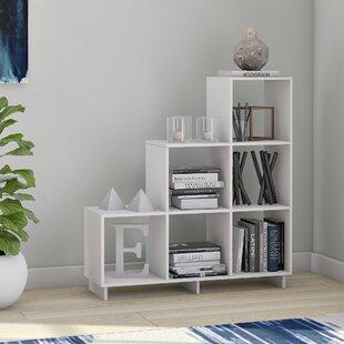 Beautiful Stair Step Bookcase | Wayfair