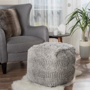 Sitting Pouf | Wayfair