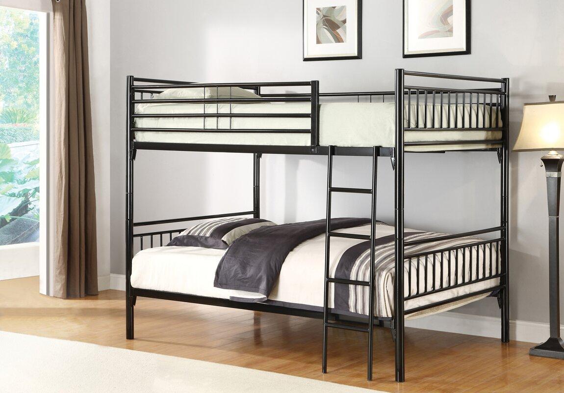 Awesome Full Over Full Bed Part - 2: Shayne Full Over Full Bunk Bed