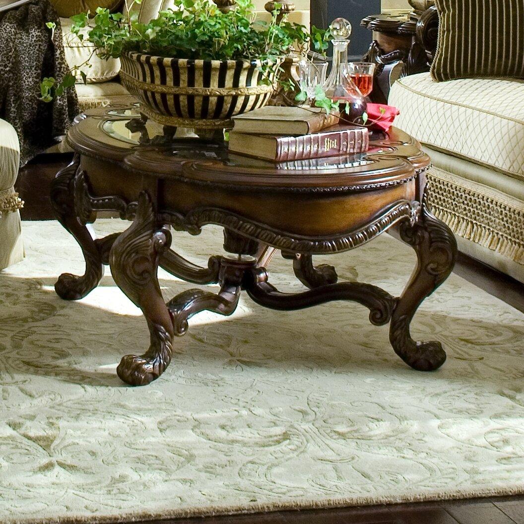 Charming Michael Amini Chateau Beauvais Coffee Table U0026 Reviews | Wayfair