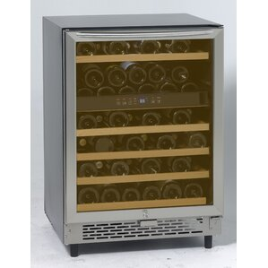 49 Bottle Single Zone Built-In Wine Cooler by Avanti Products