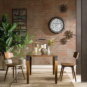 Frazier 3 Piece Dining Set by INK+IVY