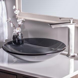White Low Profile Vessel Sink Wayfair
