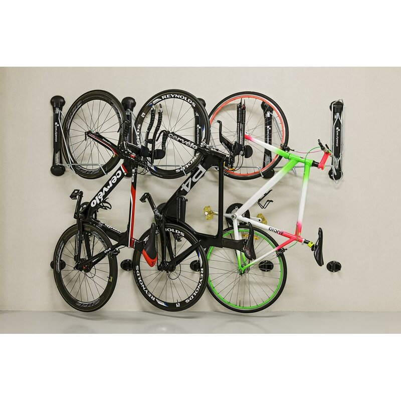 Gentil Fat Bike Storage Wall Mounted Bike Rack