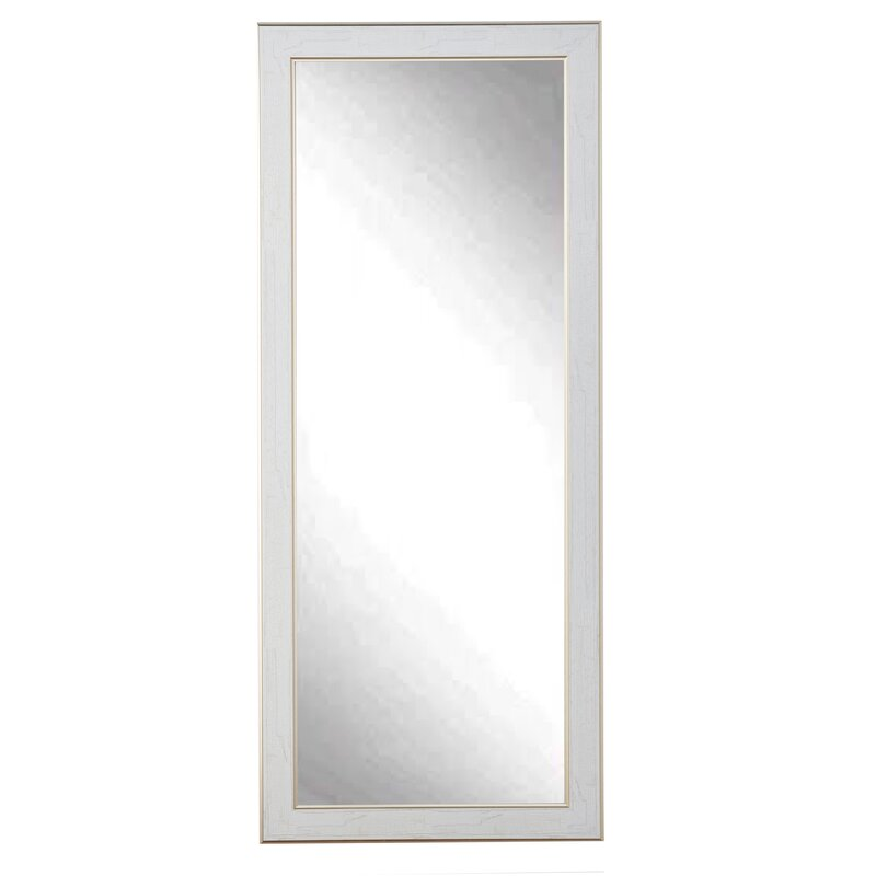 full length wall mirrors. White/Gold Cracked Full Length Wall Mirror Mirrors S