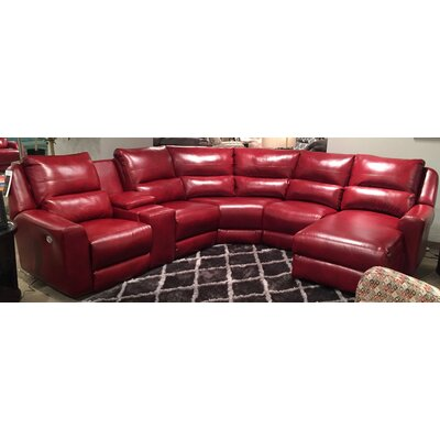 Red Reclining Sectionals You Ll Love In 2019 Wayfair