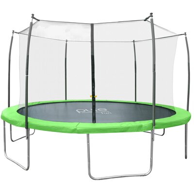 Trampoline Jump Star. Great Breeze Spring Trampolines With