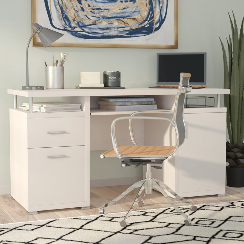 computer file box office double desk wayfair pedestal pronto pdp furniture marvel