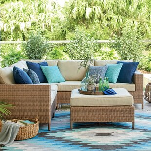Wicker Patio Sectionals You Ll Love Wayfair