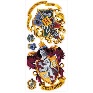 Harry Potter Crest Wall Decal