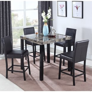 Pinkfringe Counter Height Dining Table