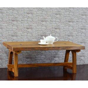 222 Fifth Furniture Ori Live Edge Foldable Coffee Table