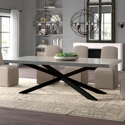 Concrete Kitchen Amp Dining Tables You Ll Love In 2019 Wayfair