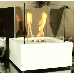 Guion Cubic Ventless Bio Ethanol Tabletop Fireplace