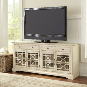 Wonderful Penn Acacia Media Console