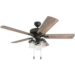 52 Pankey 5 Blade Led Ceiling Fan