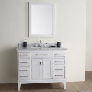 Contemporary Bathroom Vanity. Modern  Contemporary Bathroom Vanities You ll Love Wayfair