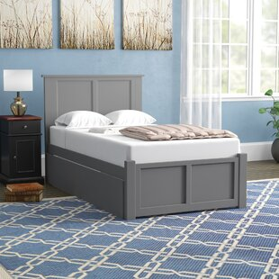 Twin Platform Bed With Trundle Wayfair