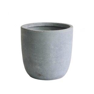 Attractive Faux Concrete Planter   Wayfair KU53